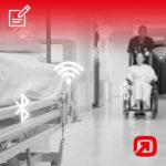 Einrichtung eines RTLS im Krankenhaus