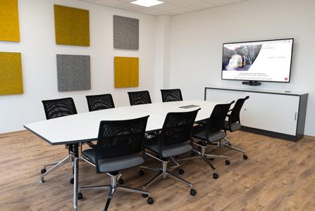 Infsoft Meeting Room