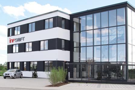 Infsoft Office Building
