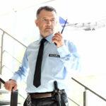 Koordination von Sicherheitskräften am Flughafen