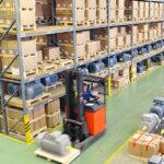 Verfolgung von Gütern in der Logistik