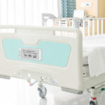 Tracking Solution with Information Display for Hospital Beds