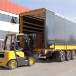 Verfolgung von Ladungsträgern in der Logistik