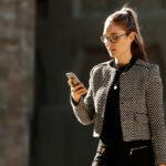 Mobile App und Navigation für Firmengelände
