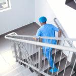Mobiles Rufsystem für Krankenhauspersonal