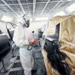 Utilization Analysis in an Automotive Paint Shop