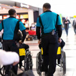 Cart and Wheelchair Tracking at an Airport