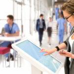 Indoor Navigation und Digital Signage im Krankenhaus