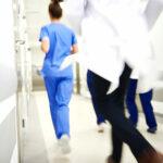 Mobiles Schwesternrufsystem im Krankenhaus