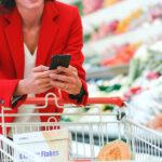 Mobile App und Indoor Navigation für Supermärkte