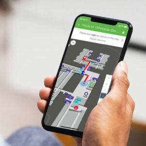 Press Release Infsoft Wayfinding Indoor Navigation App